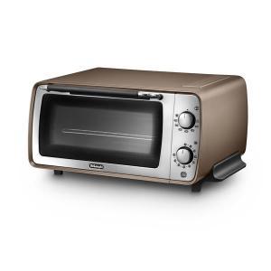 送料無料 デロンギ DeLonghi ディスティンタコレクション オーブン&トースター フューチャーブロンズ EOI406J-BZ|world-depo