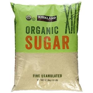 【送料無料】Kirkland Signature Organic Sugar オーガニック 砂糖 シ...