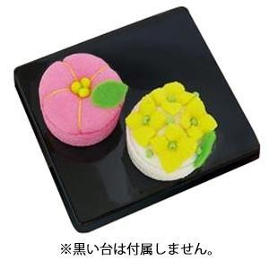 送料無料 オリムパス オリムパスオリジナルキット 和菓子マグネット 梅と菜の花 PA-689|world-depo