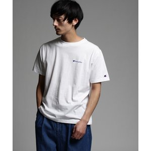 tk.TAKEO KIKUCHI(ティーケー タケオ キクチ)Champion for tk.TAKEO KIKUCHI ロゴTシャツ world-direct