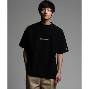 tk.TAKEO KIKUCHI(ティーケー タケオ キクチ)Champion for tk.TAKEO KIKUCHI ビッグTシャツ|world-direct