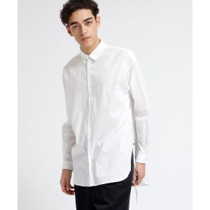 tk.TAKEO KIKUCHI(ティーケー タケオ キクチ)ワッシャーストリングシャツ world-direct