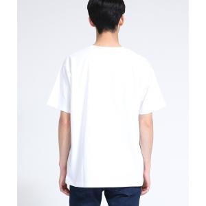 tk.TAKEO KIKUCHI(ティーケー タケオ キクチ)アートコレクション「ひまわり」Tシャツ|world-direct|08