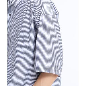 tk.TAKEO KIKUCHI(ティーケー タケオ キクチ)ストライプオーバーシャツ|world-direct|06