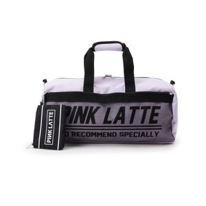 PINK-latte(ピンク ラテ)ポーチ付きロールボストン|world-direct