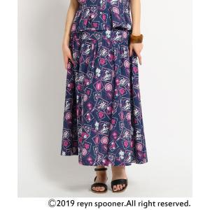 AG by aquagirl(エージー バイ アクアガール)【別注アイテム】reyn spooner(レインスプーナー)ハワイアンスカート|world-direct