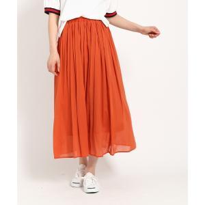 Dessin(Ladies)(デッサン(レディース))【洗える】キュントボイルスカート|world-direct