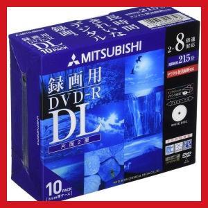品種:録画用 DVD-R DL  1回録画用  容量:8.5GB  録画時間:215分  盤面印刷:...