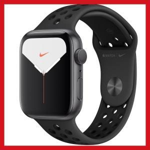 Apple Watch Nike Series 5 GPS + Cellularモデル 44mm ス...