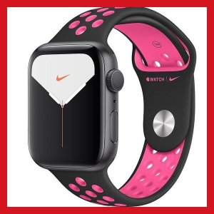 Apple Watch Nike Series 5 GPS + Cellularモデル - 44mm...