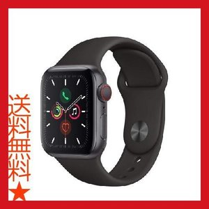 Apple Watch Series 5(GPS + Cellularモデル)- 44mm スペース...