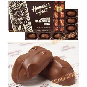 ハワイアンホスト8oz マカダミアナッツチョコレートの商品画像