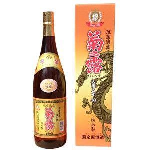 菊之露 5年古酒 40度 1800ml