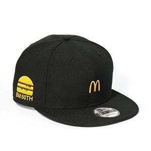 1000個限定マクドナルド×NEW ERA 限定モデル キャップ 帽子 ビックマック 品