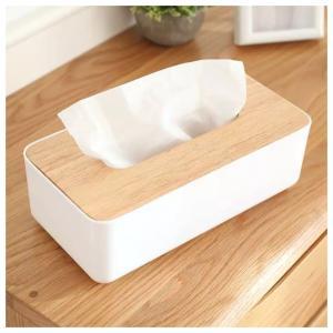 箱のまま 使用可能 人気 ティッシュケース 木製 ティッシュボックス 北欧 ふた付き おしゃれ 26cm