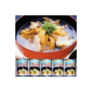 【青森県産】いちご煮 5缶 化粧箱入り|world-wand