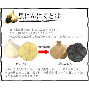 黒にんにく 国産 送料無料 黒宝100g 黒ニ...の詳細画像3