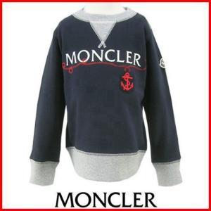 モンクレール/MONCLER KIDS ユニセックス スウェットシャツ MAGLIA GIROCOL...