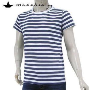 2019SS SUMMER SALE/マッキアジェー/MACCHIA J メンズ Tシャツ TM12...