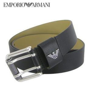 エンポリオアルマーニ EMPORIO ARMANI ベルト Y4S079 YAQ2G ブラック/81072/17ss
