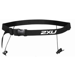 2XU Nutrition Race Belt BLK/BLK worldcycle-wh