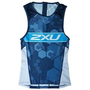 2XU X-VENT リアジップ トライトップ NHC/WHT worldcycle-wh