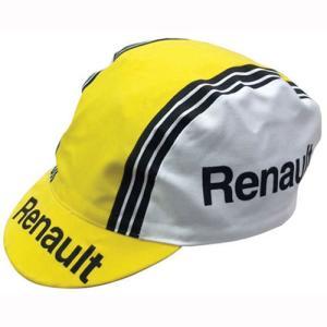 アピス RENAULT GITANE キャップ 【自転車】【ウェア】【キャップ】【アピス】