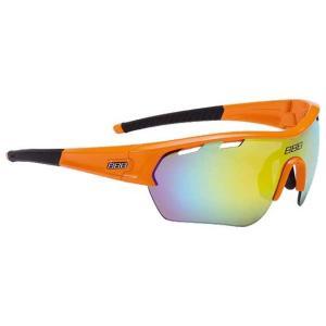 BBB セレクト XL BSG-55XL グロッシーオレンジ/MLCオレンジワイドレンズ サングラス|worldcycle-wh