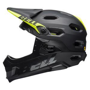 ベル スーパー DH MIPS マットブラック ヘルメット