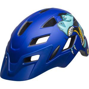 ベル サイドトラック マットブルーT-レックス ヘルメット|worldcycle-wh