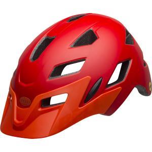 ベル サイドトラック マットレッド/オレンジ ヘルメット|worldcycle-wh