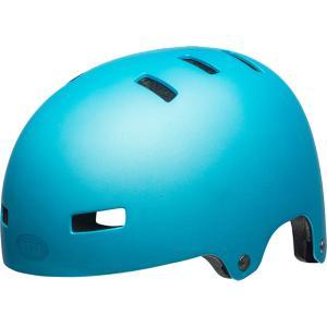 ベル スパン マットブライトブルー ヘルメット|worldcycle-wh