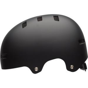 ベル スパン マットブラック ヘルメット|worldcycle-wh