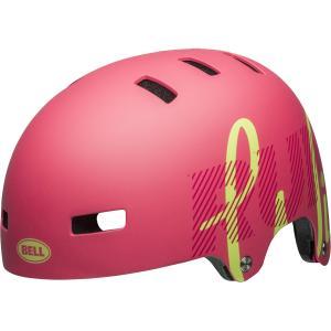 ベル スパン マットフラミンゴ ヘルメット|worldcycle-wh