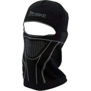 GO-BIKEのヘッドウェアーの特筆すべきポイントは鼻までウォーマーをかぶせた時の息のしやすさ。  ...