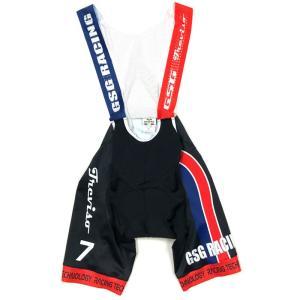 GSG M7930 Bibshorts ブラック|worldcycle-wh