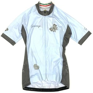 GSG Butterfly Lady Jersey スカイ 【自転車】【ウェア】|worldcycle-wh