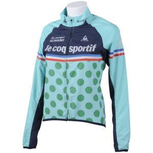 【現品特価】ルコック ウィンドジャケット シノーブルグリーン レディース|worldcycle-wh