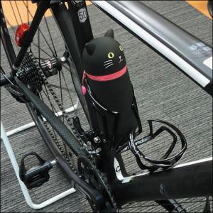 リヒトラブ スタンド ペンケース BIG プニラボ クロネコ worldcycle-wh 04