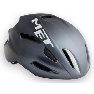 メット マンタ HES ブラック×ホワイト ヘルメット...