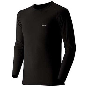 モンベル ジオライン L.W. ラウンドネックシャツ Men's 【自転車】【ウェア】【インナーウェ...