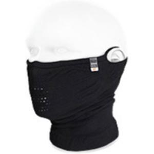 ナルー N1 ブラック スポーツ用フェイスマスク 日焼け予防 UVカット|worldcycle-wh