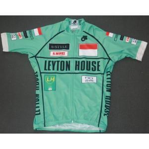 LEYTON HOUSE(レイトンハウス) レーシング半袖サイクルジャージ