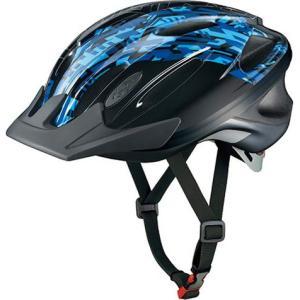 OGKカブト WR-J デジタルブルー ヘルメット【自転車】【ヘルメット・アイウェア】【子供用ヘルメット・サングラス】【OGKカブト】 worldcycle-wh