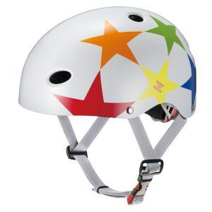 OGKカブト FR-キッズ スターホワイト ヘルメット【自転車】【ヘルメット・アイウェア】【子供用ヘルメット・サングラス】【OGKカブト】|worldcycle-wh