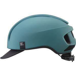 OGKカブト キャンバス・アーバン(CANVAS-URBAN) マットアッシュブルー ヘルメット|worldcycle-wh