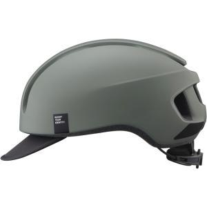 OGKカブト キャンバス・アーバン(CANVAS-URBAN) マットグレー ヘルメット|worldcycle-wh