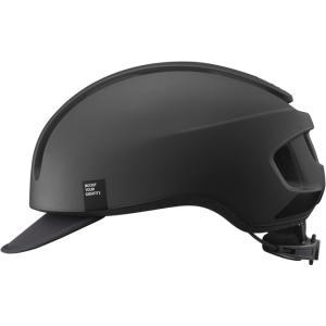 OGKカブト キャンバス・アーバン(CANVAS-URBAN) マットブラック ヘルメット|worldcycle-wh
