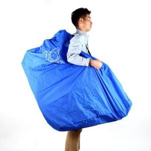 【輪行マニュアルプレゼント】オーストリッチ  L-100 レッド 輪行袋 軽量型 ワンタッチバックル|worldcycle-wh|02