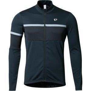 秋口や春先には長袖ジャージとして、冬はジャケットの下に着るミドルレイヤーとしても使える便利なアイテム...